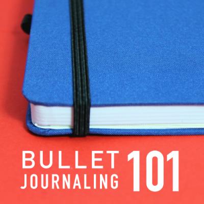 Bullet Journaling 101