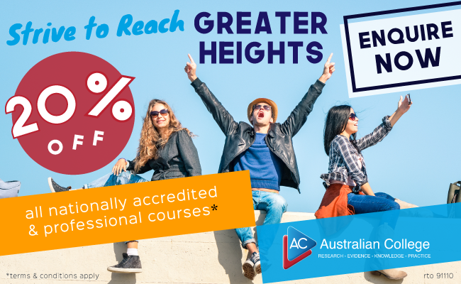 30% Off All Courses!