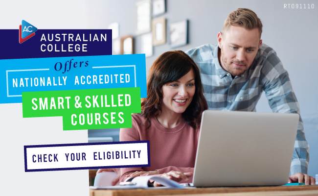 Smart and Skilled - Check your eligibility