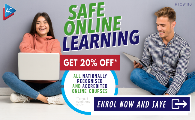 20% Off All Courses!