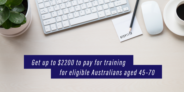 Skills Checkpoint for Older Workers Program | Australian College